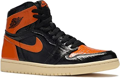 nike air jordan 1 retro high og orange