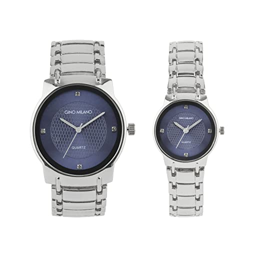 Amazon.com: His and Her Watch Sets - 2 Piece Matching Gift Set by ...