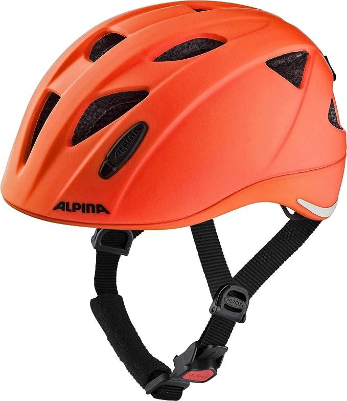 Alpina XIMO L.E. Casco da bicicletta rosso 1a37f212be5b