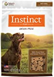 Instinct Grain Free All Natural Oven-Baked Biscuit Dog Treats by Nature's Variety