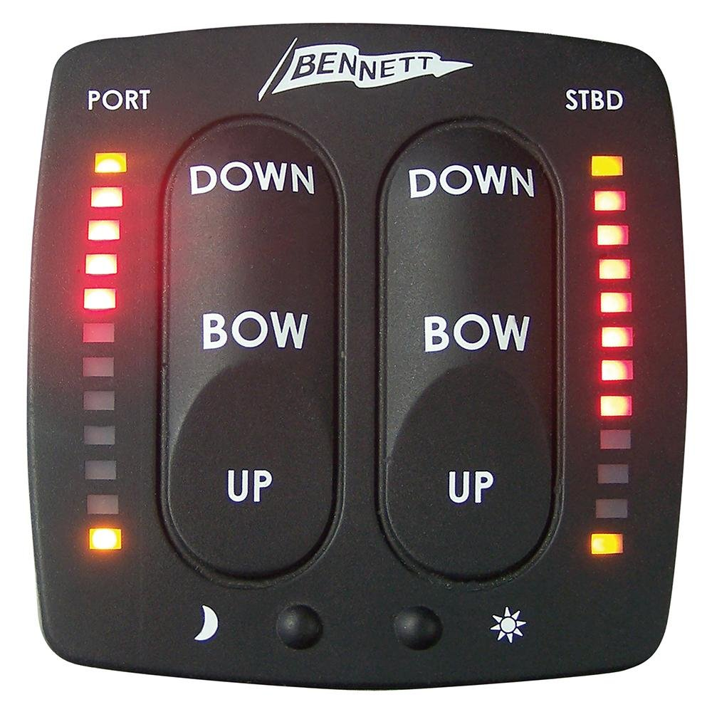 Bennett Electronic Indication Control Display