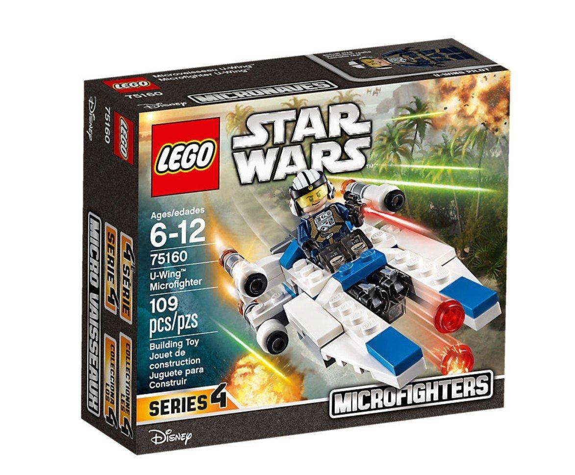 LEGO Star Wars Microfighter U Wing