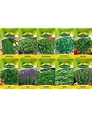 10 variétés | Assortiment de graines d'herbes | adapté aux débutants | maintenant prix spécial d'hiver