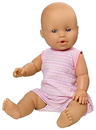 Amazon.es: Rosa Toys- Muñeco bebé llora lágrimas y Toma biberón ...