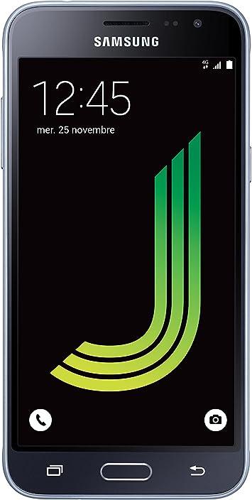 Samsung Galaxy J3 - Smartphone Libre 4G, Pantalla: 5 Pulgadas, 8 ...