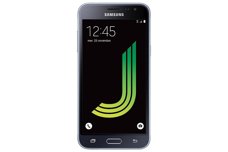 Smartphone Samsung Galaxy J3 2016 Dual SIM Black