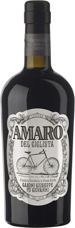 Amaro del ciclista liquore ottenuto dalla distillazione più di 15 erbe dal gusto unico ed inimitabile. 70 cl AMA01001