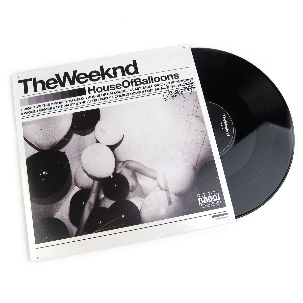The Weeknd House Of Balloons Vinyl 2lp