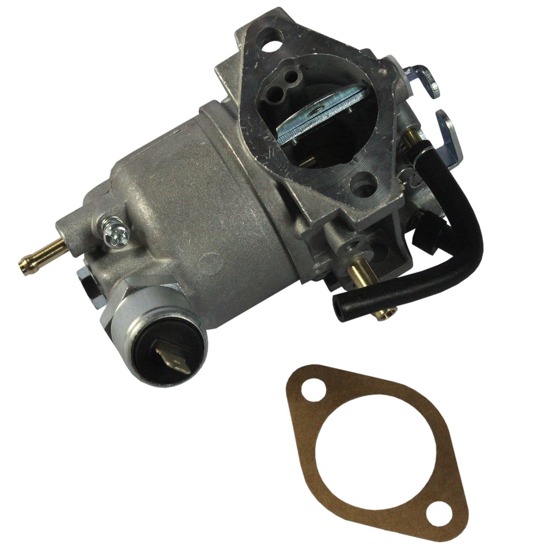 JDMSPEED New Carburetor W//Gasket for JOHN DEERE Kawasaki Mikuni AM128355 LX188 LX279 LX289