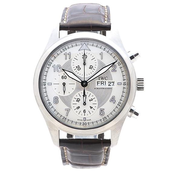 IWC Flieger automatic-self-wind Mens Reloj iw3706 (Certificado) de segunda mano