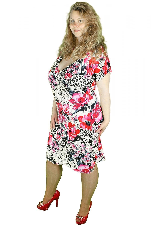 Kleid glatter Schnitt, kurz, Damen Strandkleider Sexy Sommerkleid ...