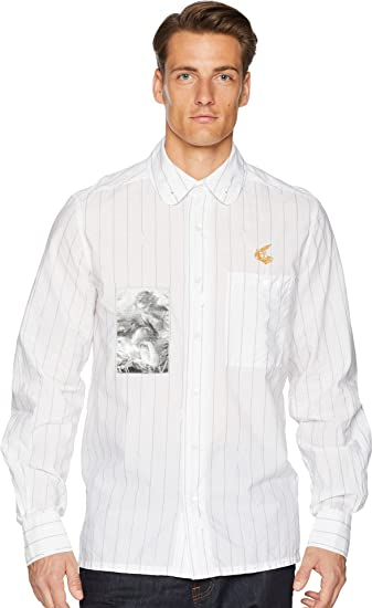 770781a094 Amazon.com: Vivienne Westwood Men's Anglomania Peter P Shirt: Clothing