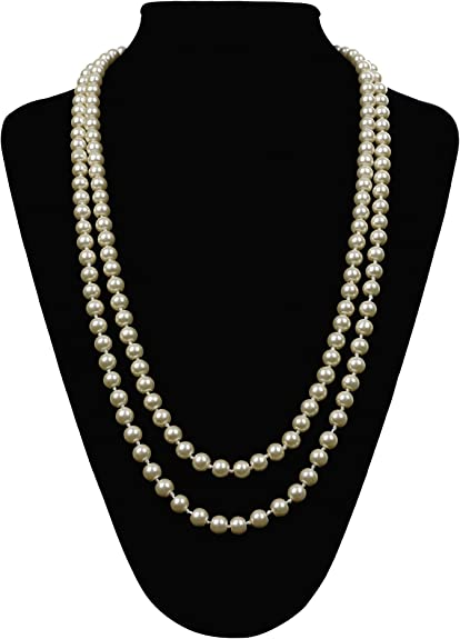 Pearl Flapper Beads