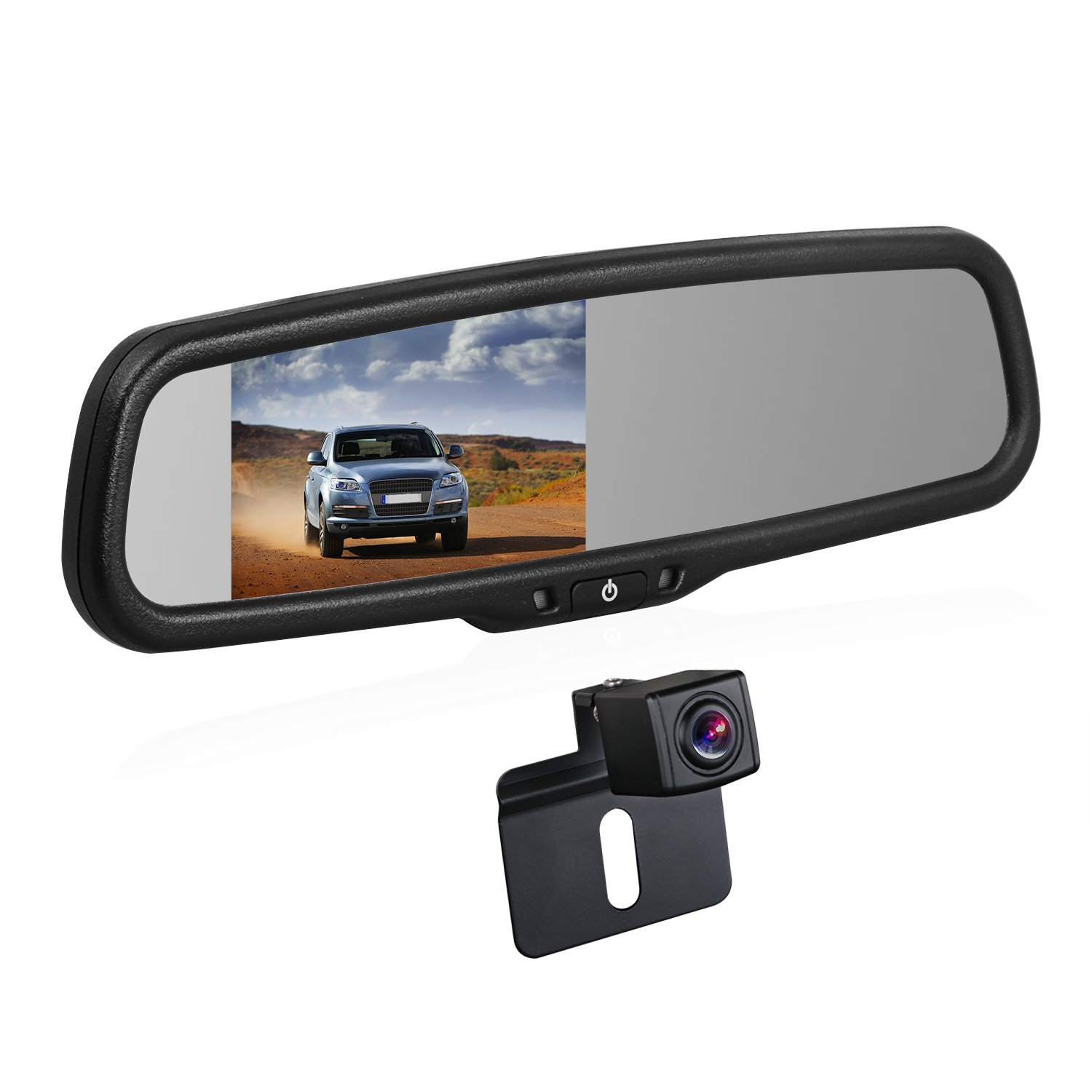 Exelent Peak Wireless Backup Camera Installation Ideas - Everything ...