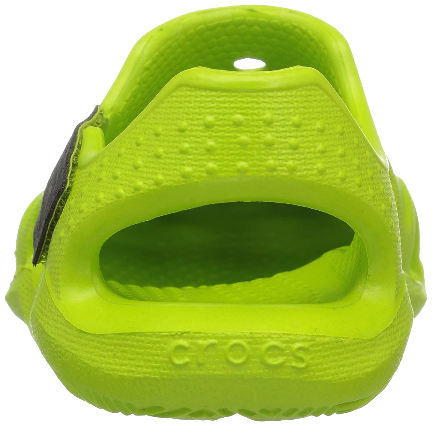 Crocs 204021, Stringate Oxford bambini Unisex, Verde (Mint Pink Lemonade), 30/31 EU