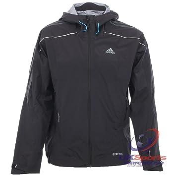 adidas para hombre Terrex Gore-TEX Active Shell chaqueta de escalada  (z08841) negro 41cef5f7cecc8