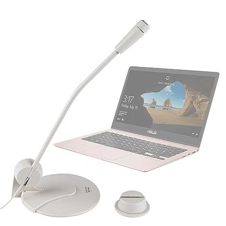 duragadget microfono  DURAGADGET Microfono da Tavolo Alta qualità per ASUS Laptop X507 ...