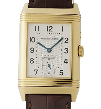 d5923cb11d2b Image Unavailable. Image not available for. Color  Jaeger LeCoultre Reverso  Mechanical-Hand-Wind ...