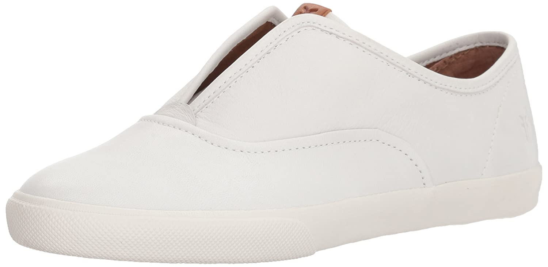 FRYE Women's Maya CVO Slip on Sneaker B074QT63X8 8 B(M) US|White