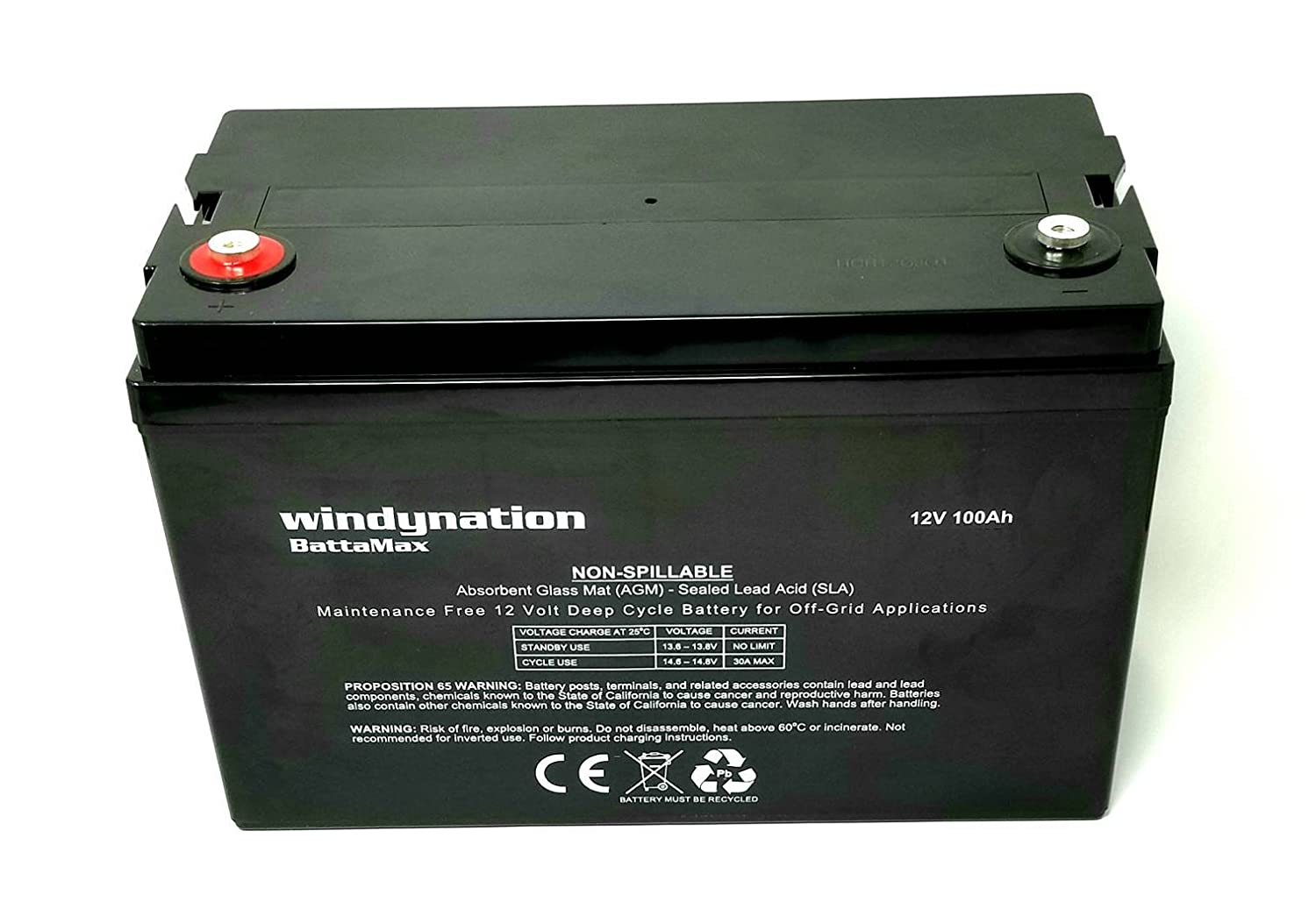 Windy Nation - Best Camper Van Batteries