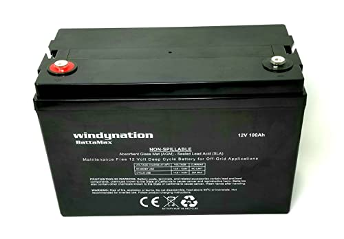 Windy Nation Deep-Cycle battery