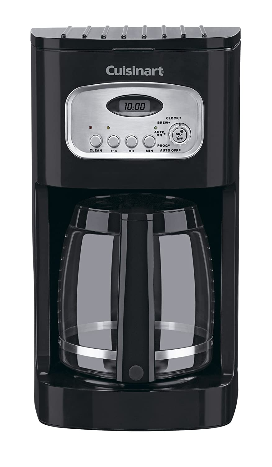 Cuisinart DCC-1100BKFR 12 Cup Coffee Maker (Renewed)