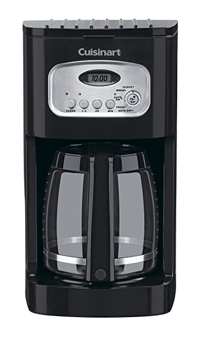 Cuisinart DCC-1100BK 12-Cup Programmable Coffeemaker, Black review