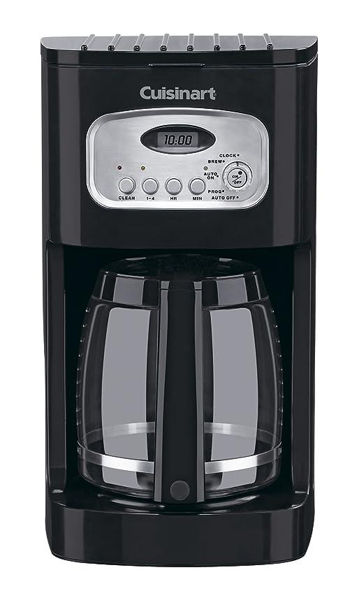 Amazon.com: Cuisinart dcc-1100bkfr 12 Copa Cafetera ...