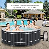Goplus 4-6 Person Inflatable Hot Tub Portable