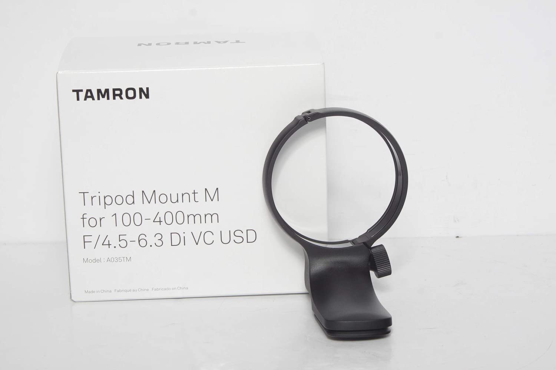 Tamron A035TM Tripod Mount for 100-400mm f/4.5-6.3 Di VC USD Lens