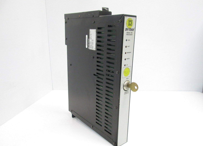 Square D SCP-724 SY/MAX Series-C/I Rev6 00 Processor Module with Key