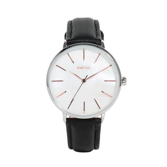 Parfois - Reloj Silver - Mujeres - Tallas Única - Negro