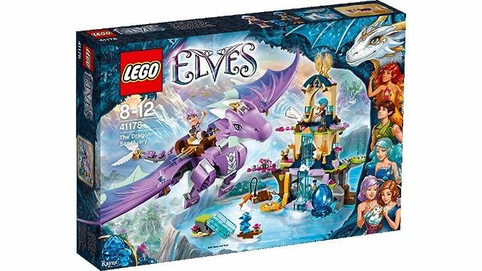 47 opinioni per LEGO Elves 41178- Set Costruzioni, Il Santuario del Dragone