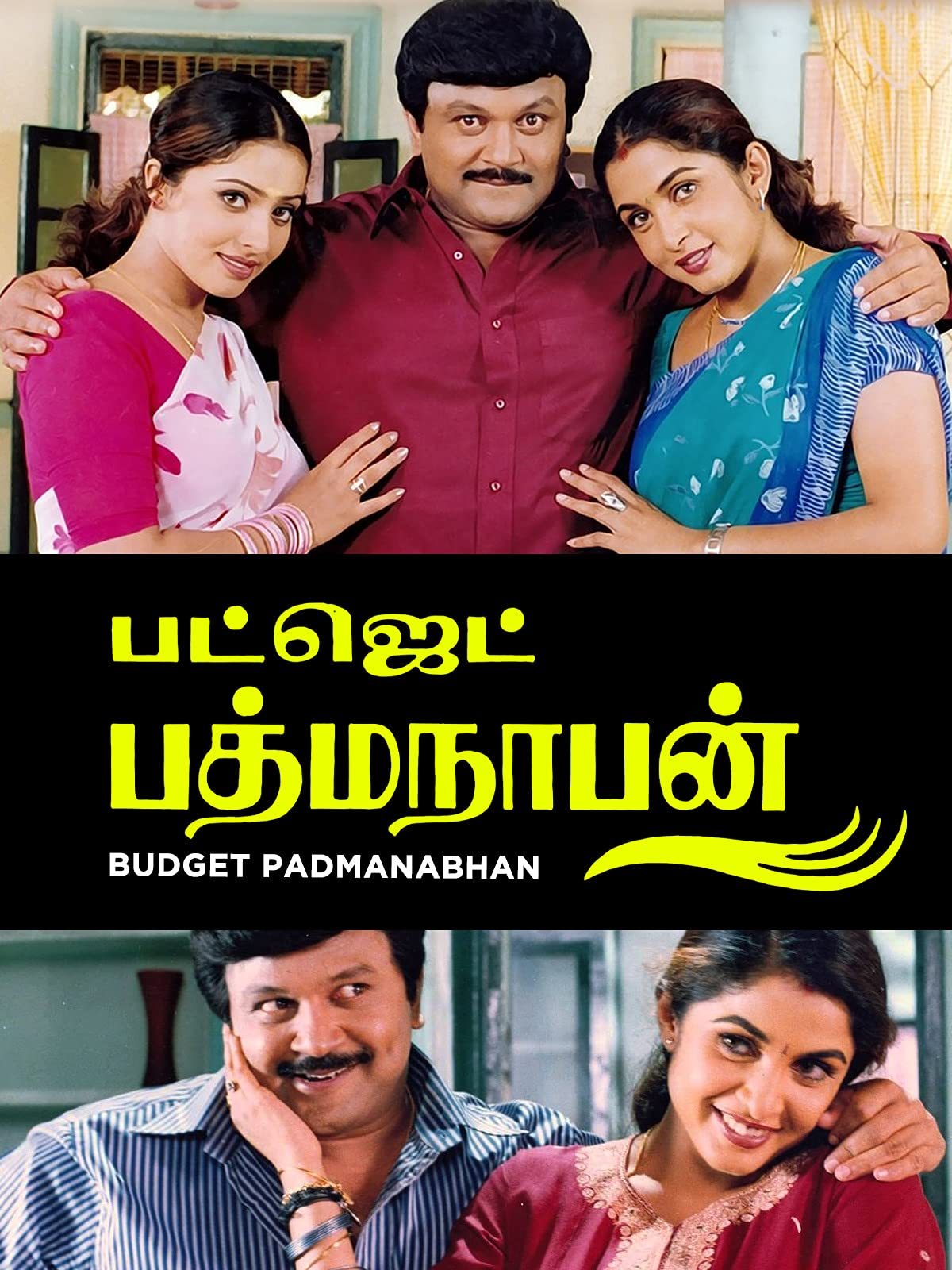 Budget Padmanabhan