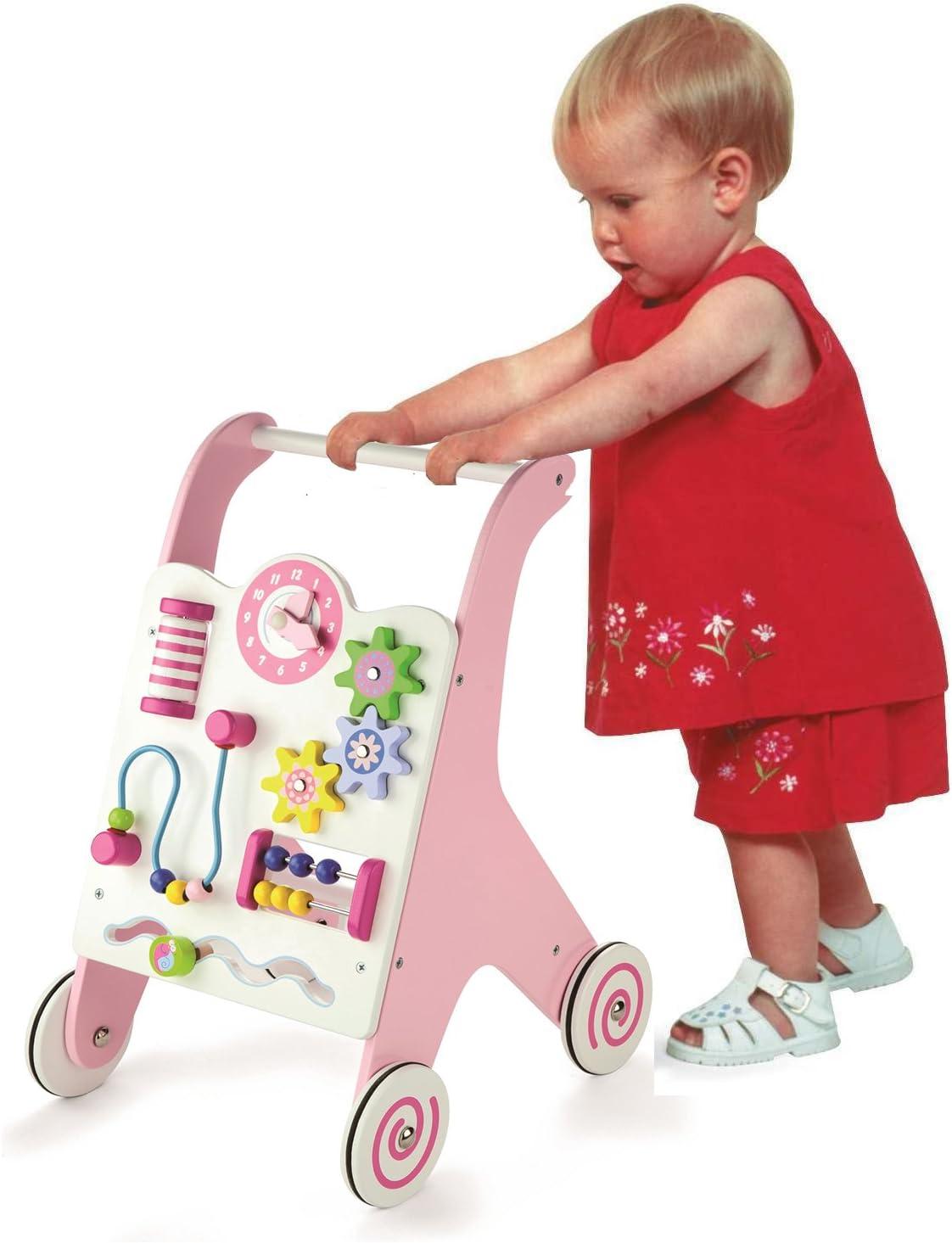 Viga First Steps Baby Walker Activity Centre #50178