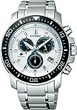 [シチズン]CITIZEN 腕時計 PROMASTER プロマスター エコ・ドライブ 電波時計 クロノグラフ ランドシリーズ PMP56-3053 メンズ