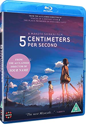 5 centimeters per second download english dub   Watch 5 Centimeters