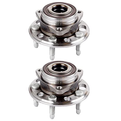 Front Wheel Hub Bearing Assembly Fit CHEVROLET IMPALA LIMITED 2014-2016 PAIR