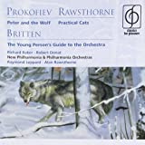 Prokofiev: Peter and the Wolf , Britten: The Young Person's Guide to the Orchestra , Rawsthorne: Practical Cats