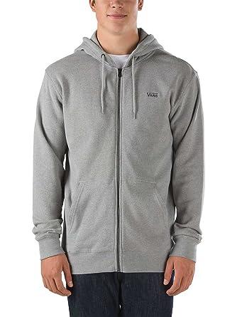 a265bedb Sweater Hooded Zip Men Vans Core Basics IV Zip Hoodie: Amazon.co.uk:  Clothing