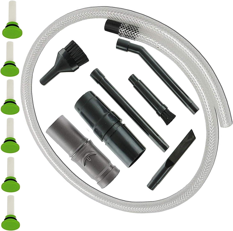 Spares2go - Kit de Accesorios para aspiradora Dyson + 6 ...