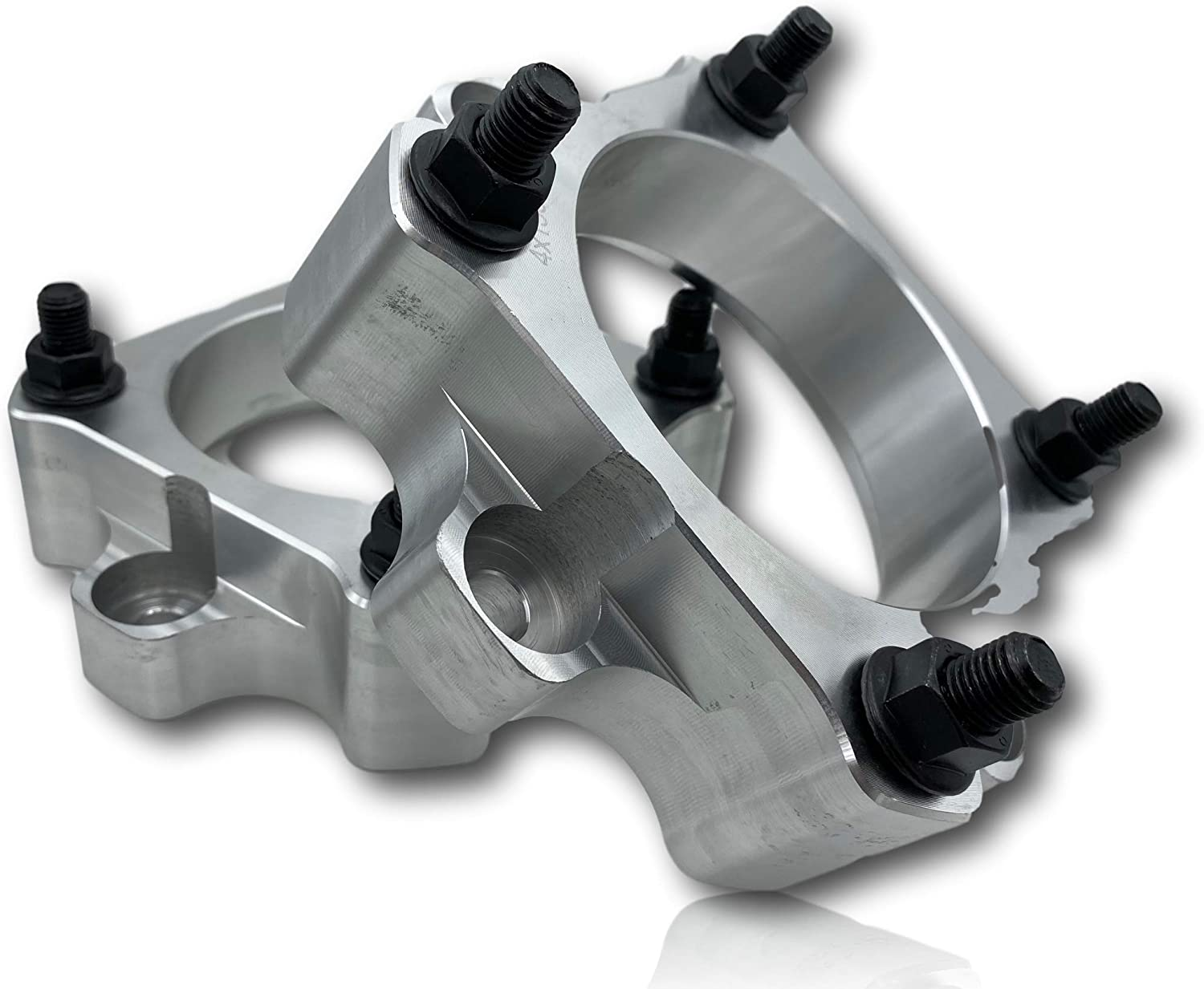1.25 Powersport Wheel Spacers for Polaris RZR by RAD PARTS