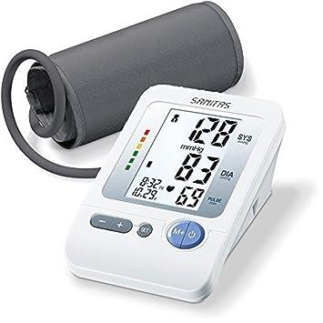 Sanitas SBM 21 - Tensiómetro de brazo: Amazon.es: Salud y cuidado personal
