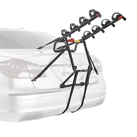 Trunk Mount Bike Rack >> Allen Sports Premier Trunk Mounted Bike Rack