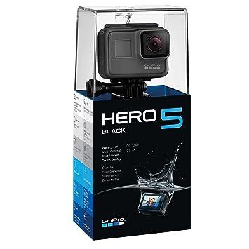 Pack GoPro Hero5 Black + Tarjeta microSDXC 64GB Sandisk