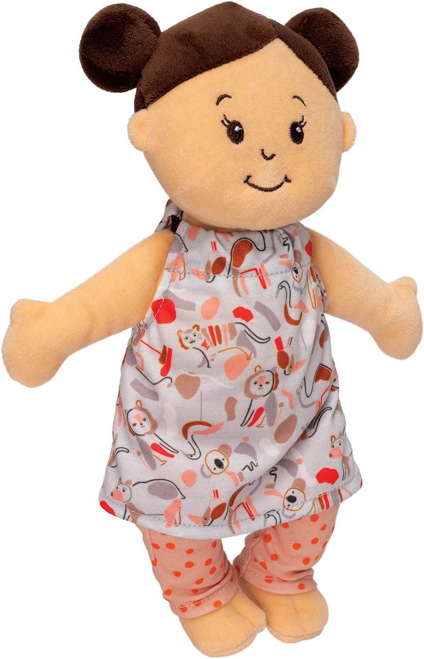 Super Saturday Manhattan Toy Wee Baby Stella Peach 30 48cm ...