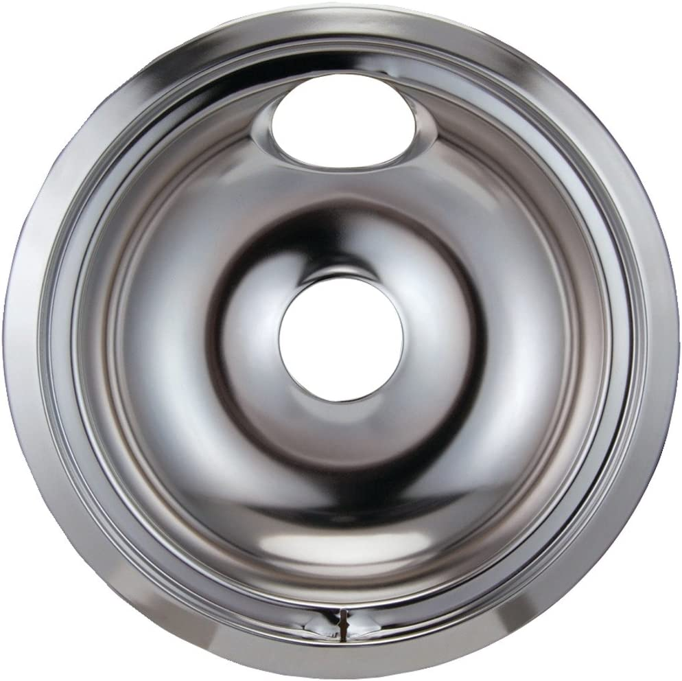 701-6 Fits Most Electric Ranges With Plug In Elements Chromed Steel, Stanco Range Reflector Bowl No