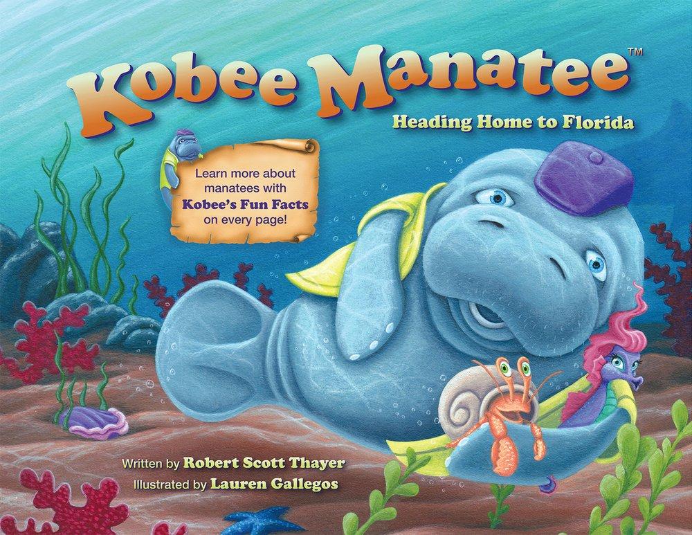Download Kobee Manatee: Heading Home to Florida pdf