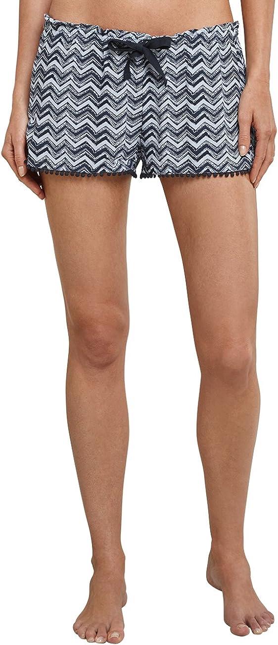 Schiesser Webshorts, Pantalones de Pijama para Mujer