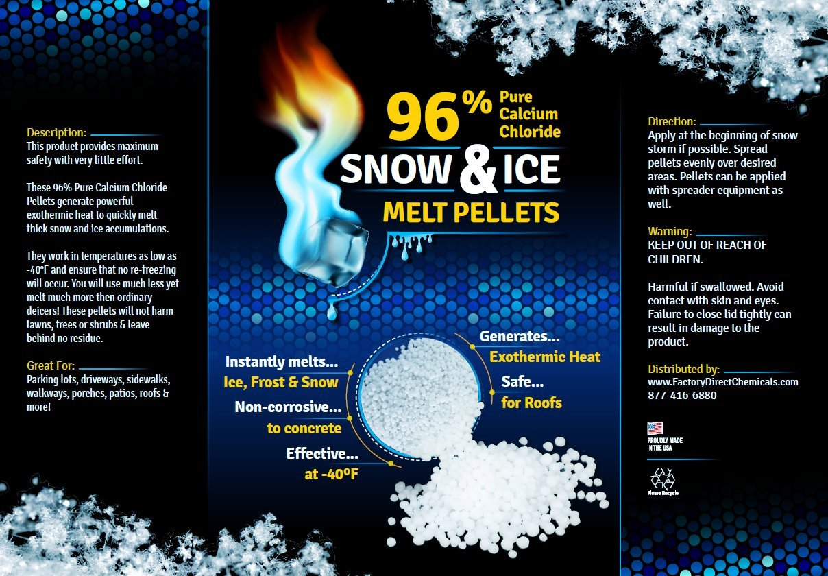 Calcium Chloride Ice Melt Safe For Roofs 12 300 About Roof